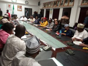 Federal Government and ASUU Meeting